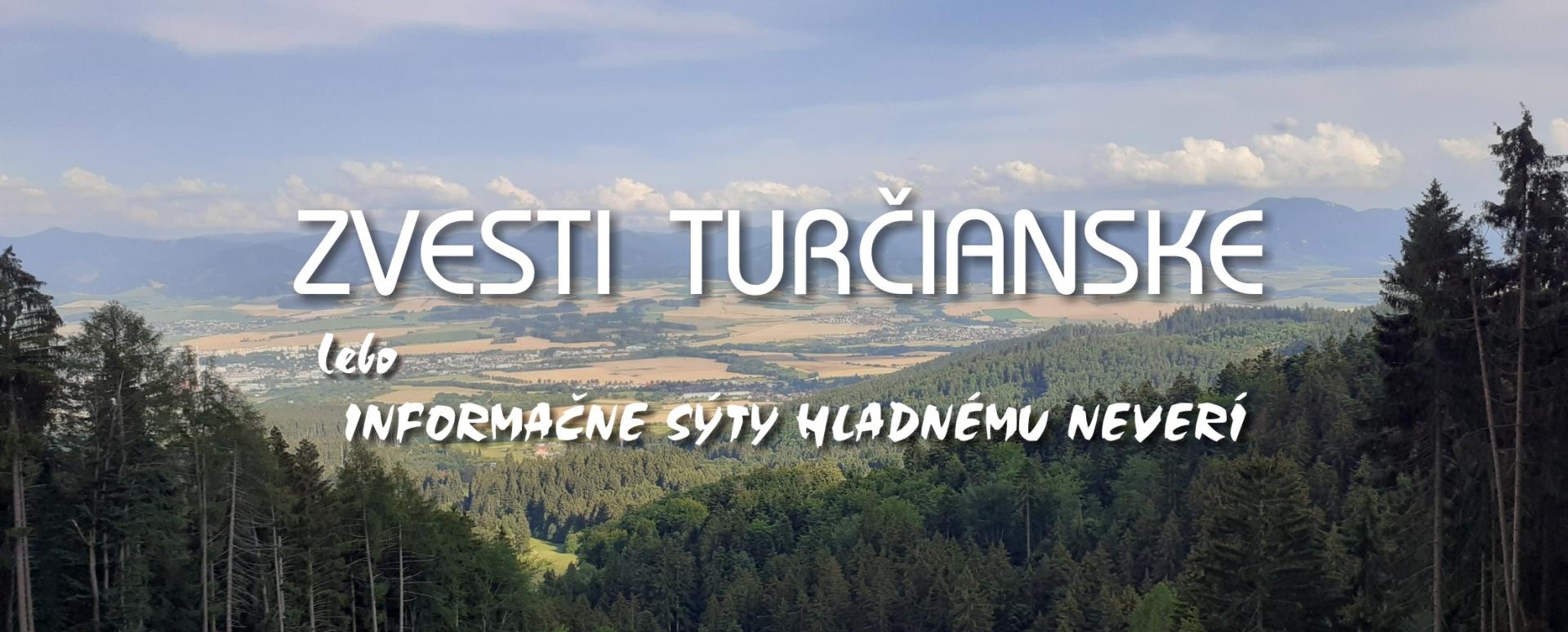 ZVESTI TURČIANSKE